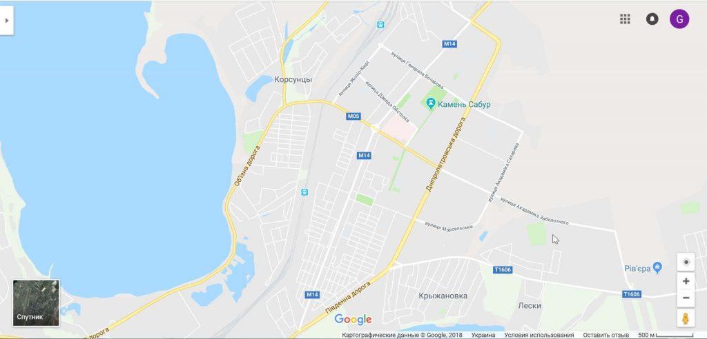 Посёлок Котовского Одесса