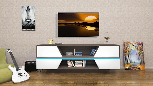 Выбор телевизора для комнаты